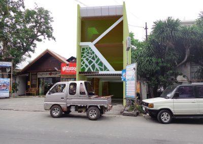 RUSI BUILDING
