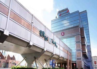 HONG KONG MTR TELFORD PLAZA